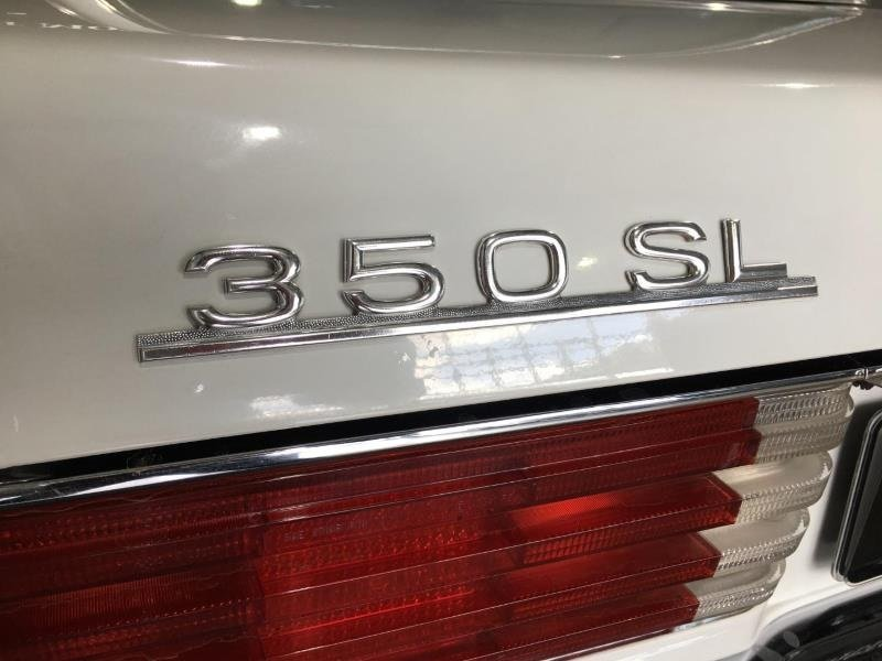 1972 Mercedes 350SL (R107) Roadster- Auto H&S RHD For Sale (picture 5 of 6)
