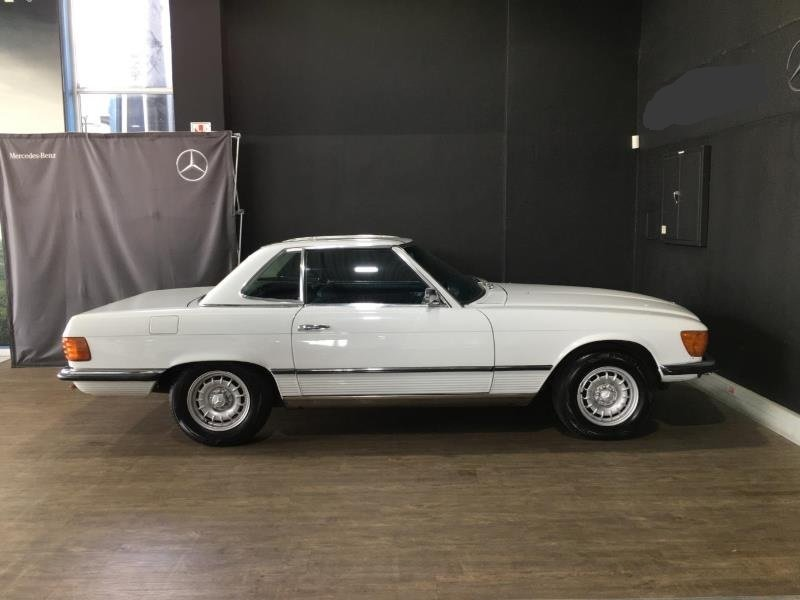 1972 Mercedes 350SL (R107) Roadster- Auto H&S RHD For Sale (picture 6 of 6)