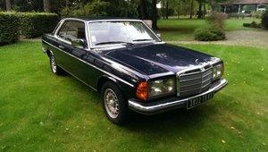 1984 Mercedes Benz 230 CE