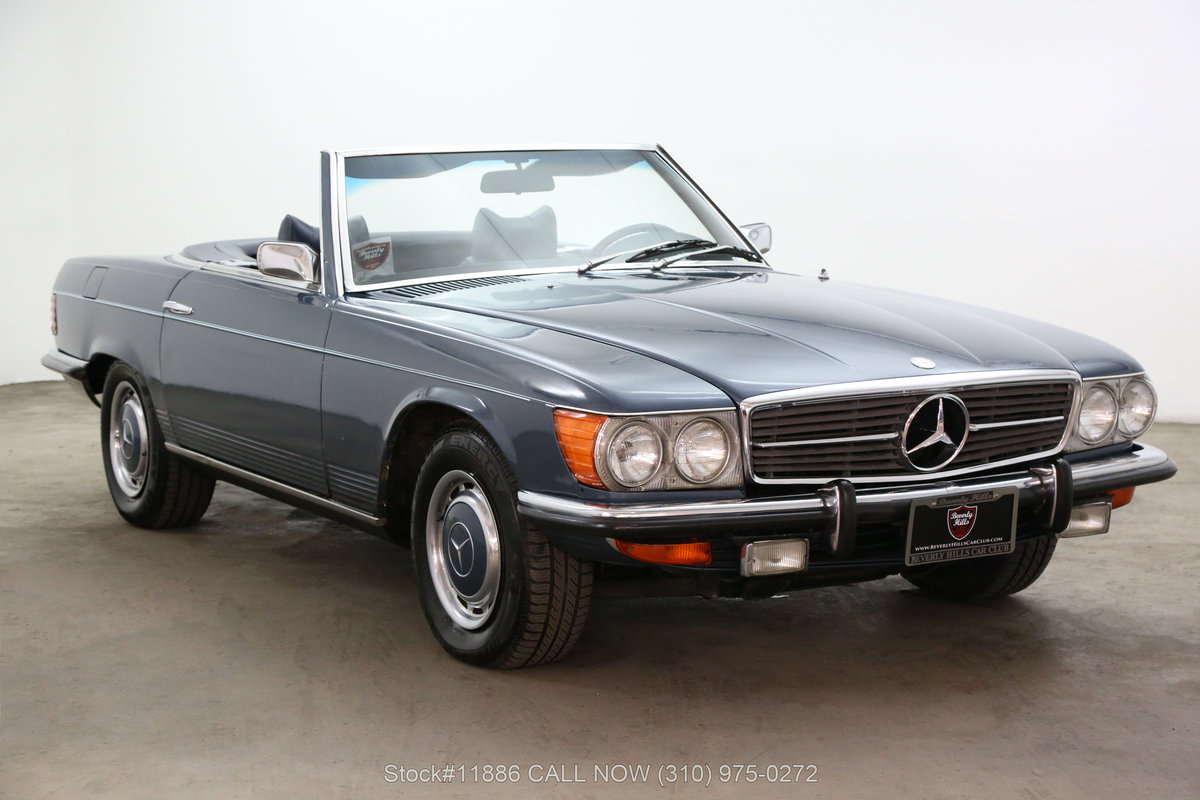1973 Mercedes-Benz 450SL For Sale | Car And Classic