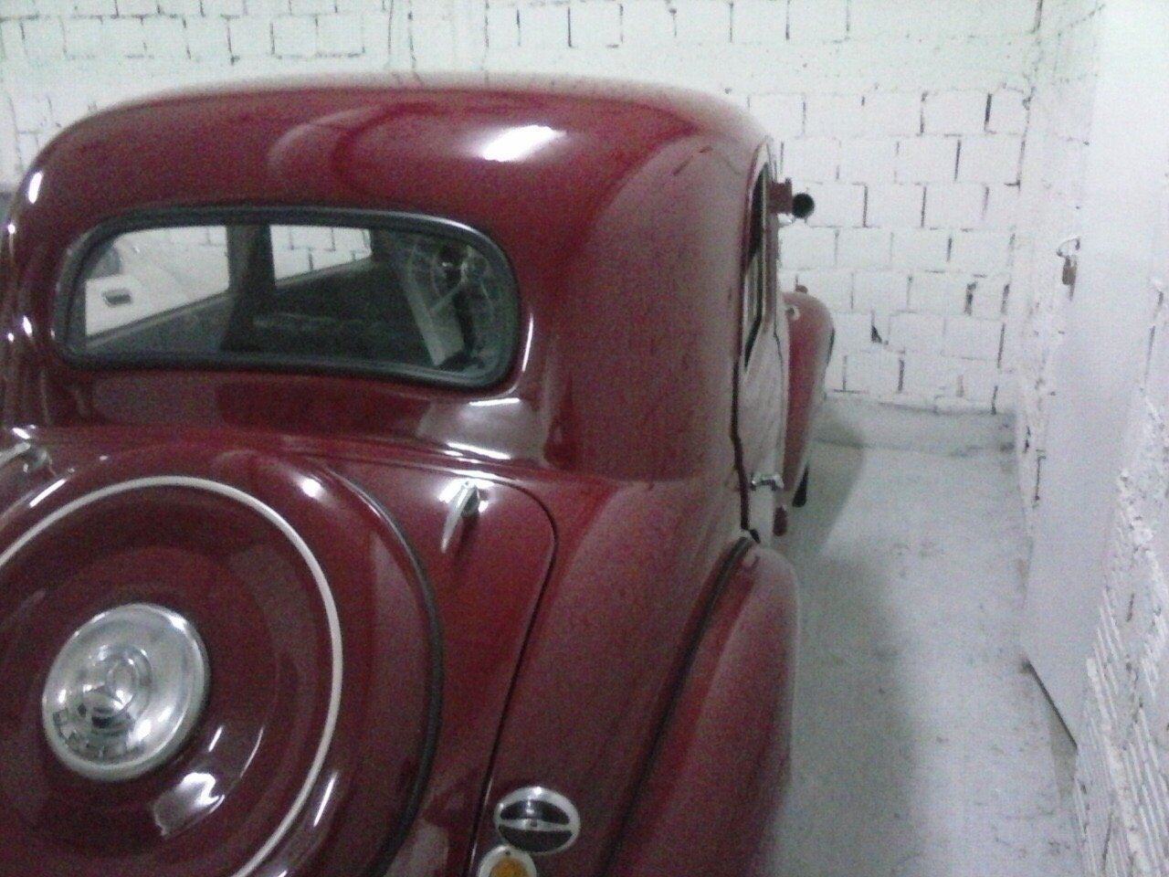 1938 Mercedes 170d LHD For Sale (picture 3 of 3)