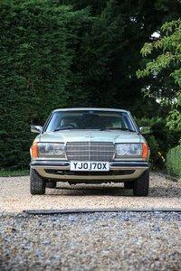 1982 Mercedes 230CE Coupé For Sale