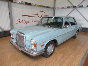 1970 Mercedes 280SEL /8 W108 with Airco for restauration For Sale