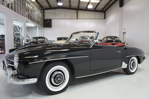 Picture of 1961 Mercedes-Benz 190SL Roadster SOLD