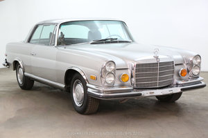 1969 Mercedes-Benz 280SE Low Grille Coupe
