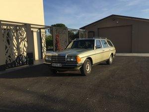 1983 Mercedes 300TDT
