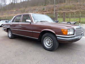 Picture of 1976 Beautiful Mercedes-Benz 450 SE with sunroof, alloy-wheels SOLD