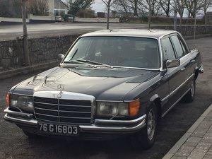 1976 Mercedes 450se w116 LHD