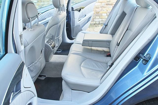 2003 Mercedes Benz E500 AMG with AMG Panoramic roof For Sale (picture 4 of 6)
