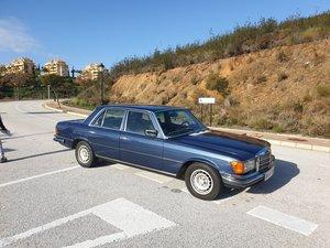 1975 Mercedes 280 SE w116 Completely original