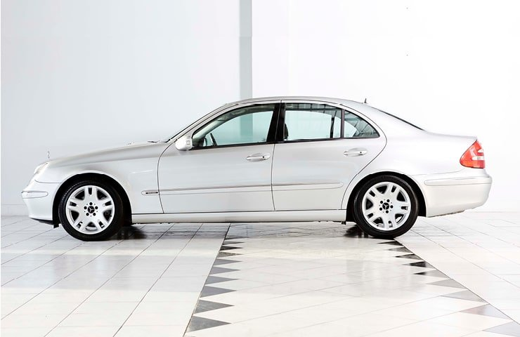 2002 Mercedes E500 Elegance For Sale (picture 1 of 10)