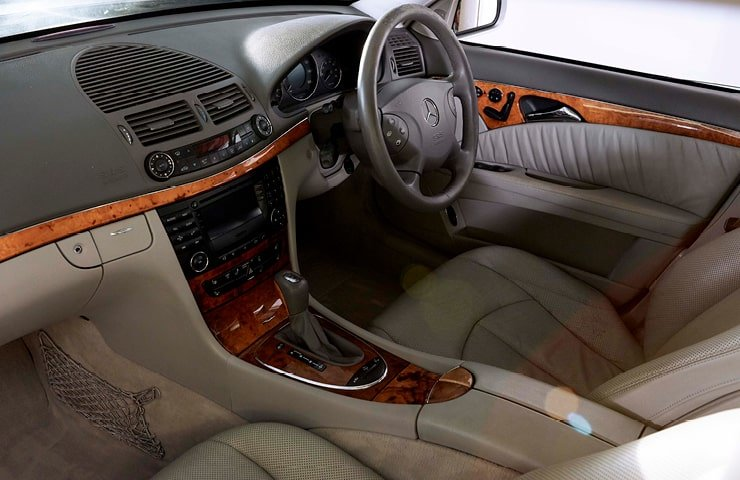 2002 Mercedes E500 Elegance For Sale (picture 5 of 10)