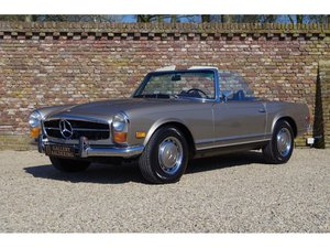 1970 Mercedes-Benz 280 SL Pagode W113 TOP quality example, three  For Sale