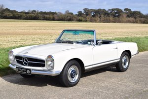 1964 Mercedes Benz 230SL  SOLD