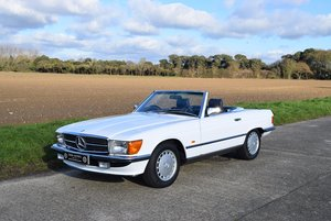 1987 Mercedes Benz 420SL For Sale
