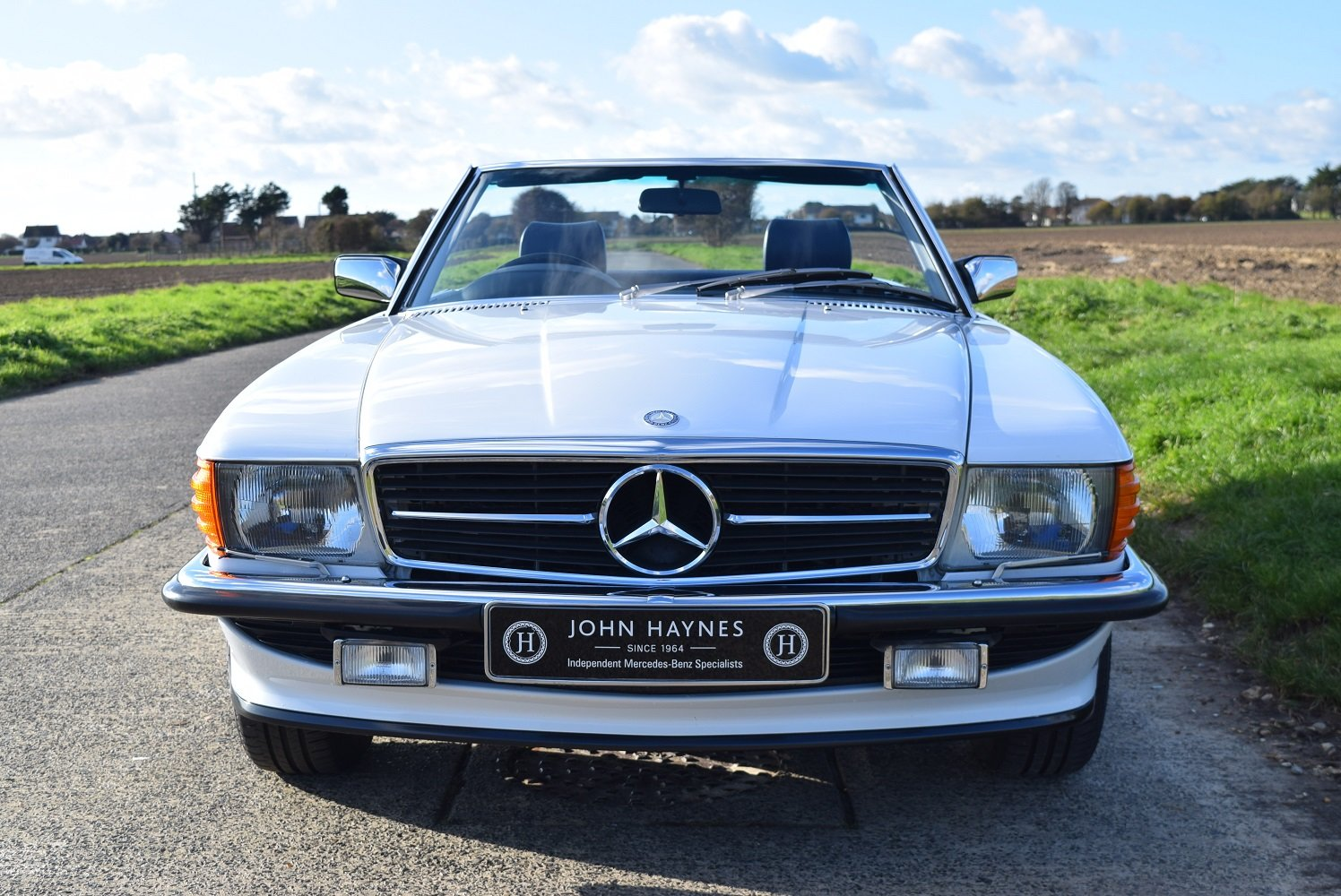 1987 Mercedes Benz 420SL For Sale (picture 3 of 6)
