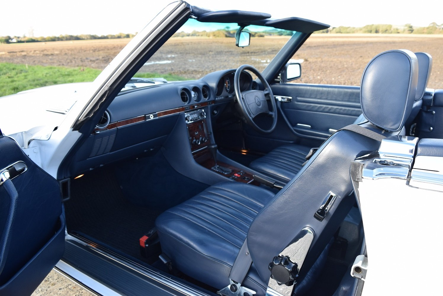 1987 Mercedes Benz 420SL For Sale (picture 5 of 6)