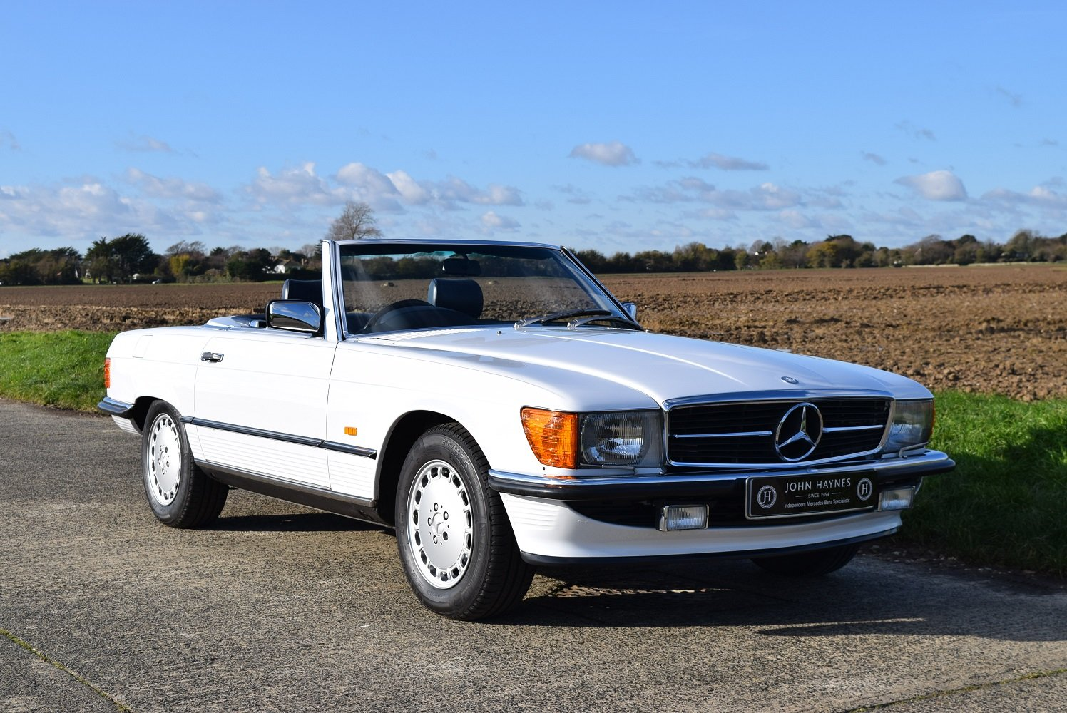 1987 Mercedes Benz 420SL For Sale (picture 6 of 6)