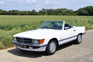 1989 Mercedes Benz 300SL