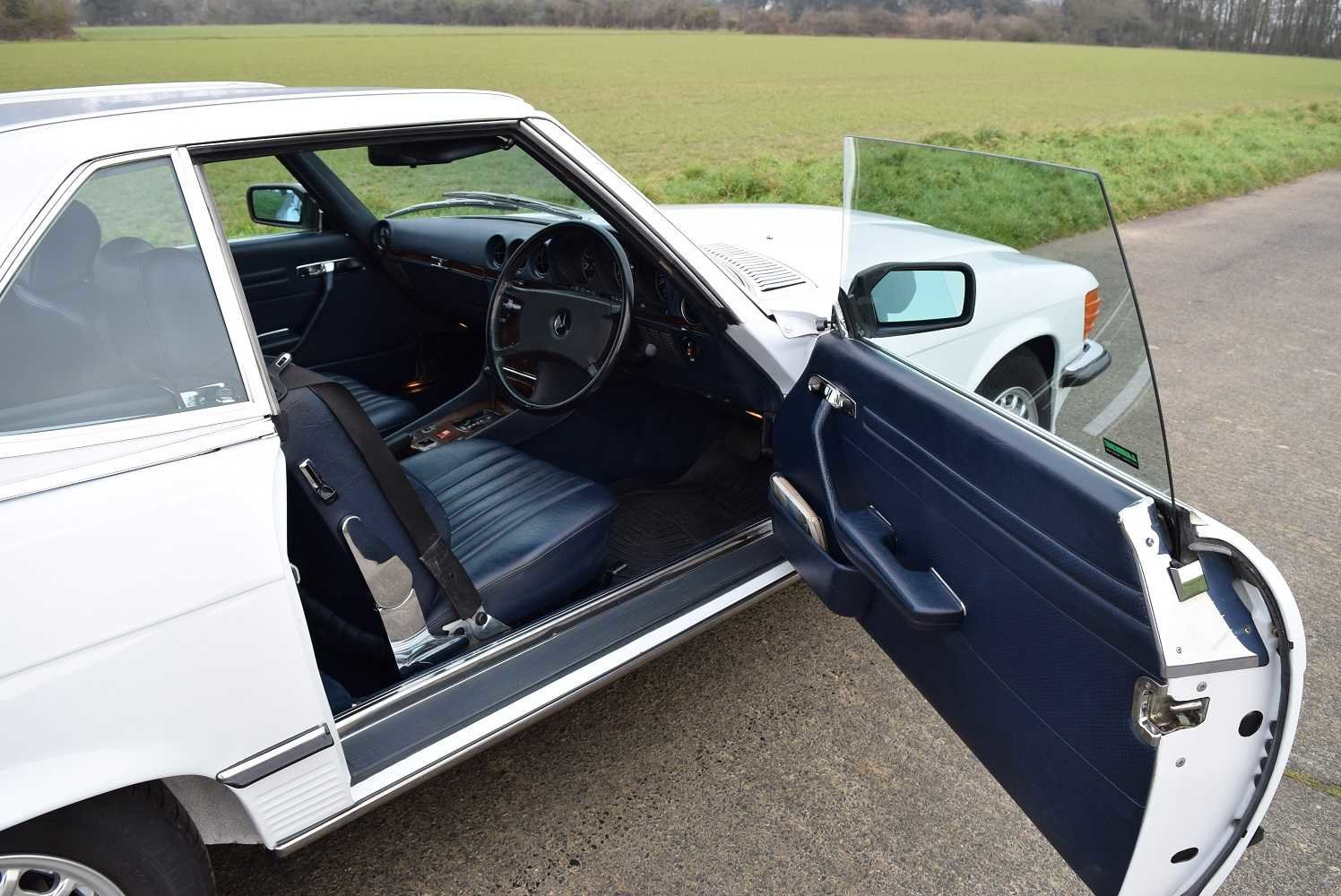 1989 Mercedes Benz 300SL For Sale (picture 6 of 6)