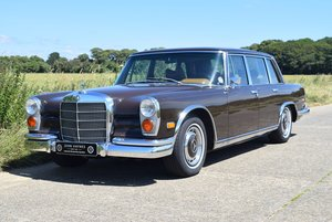 1970 Mercedes Benz 600 Grosser For Sale