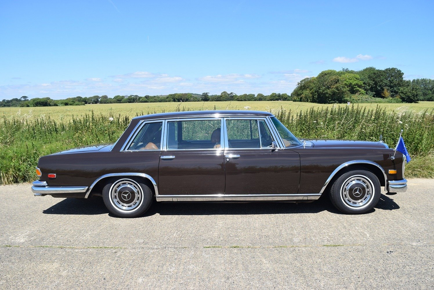 1970 Mercedes Benz 600 Grosser For Sale (picture 4 of 6)