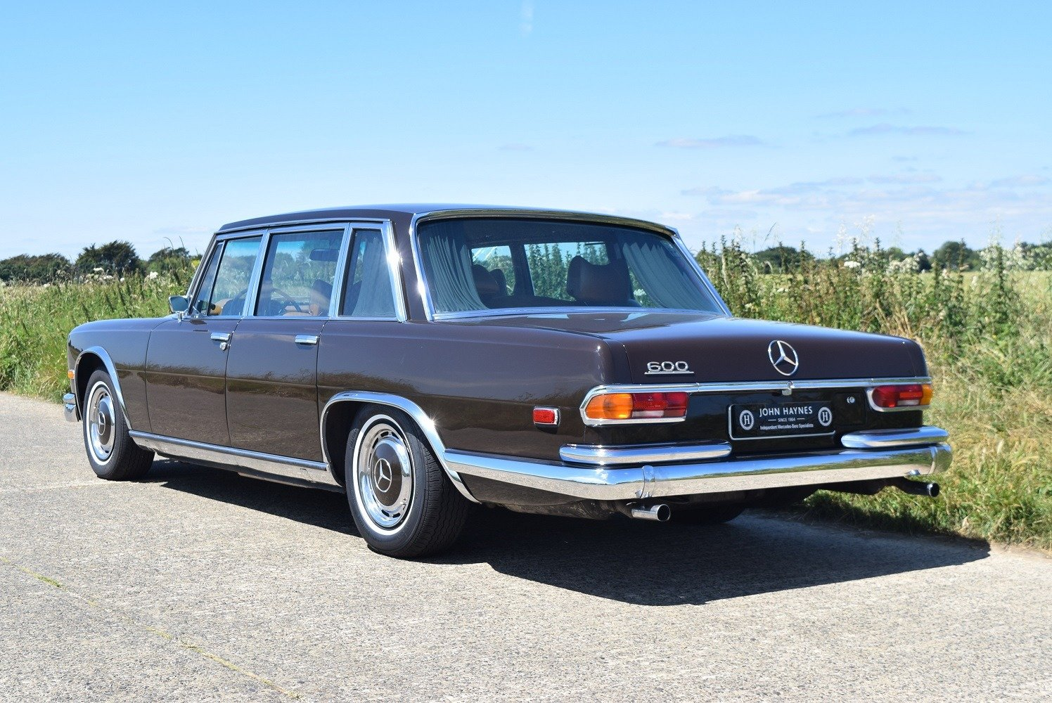 1970 Mercedes Benz 600 Grosser For Sale (picture 5 of 6)