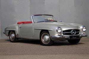 1958 Mercedes-Benz 190 SL LHD