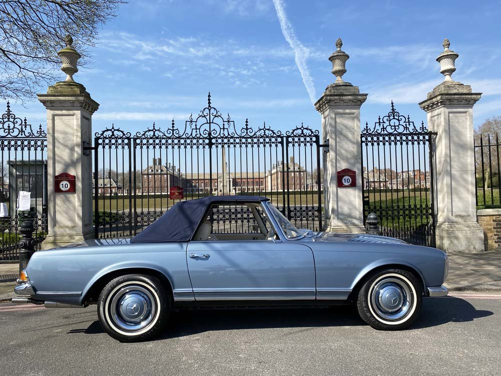 1968 Mercedes Benz 280SL - fully restored For Sale (picture 5 of 24)