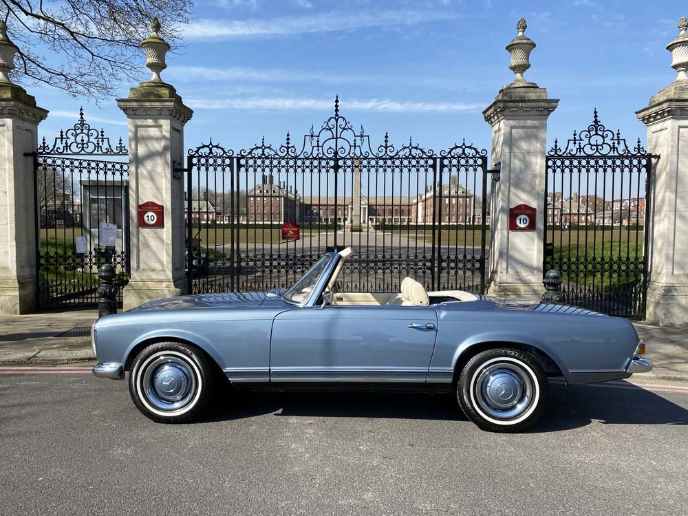 1968 Mercedes Benz 280SL - fully restored For Sale (picture 8 of 24)