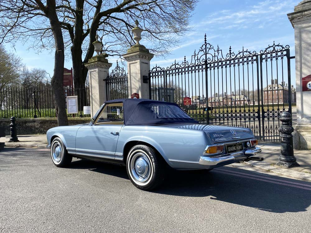 1968 Mercedes Benz 280SL - fully restored For Sale (picture 15 of 24)