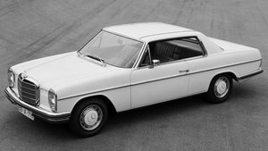 Breaking! Mercedes benz w114/w115 coupe 280ce 250ce