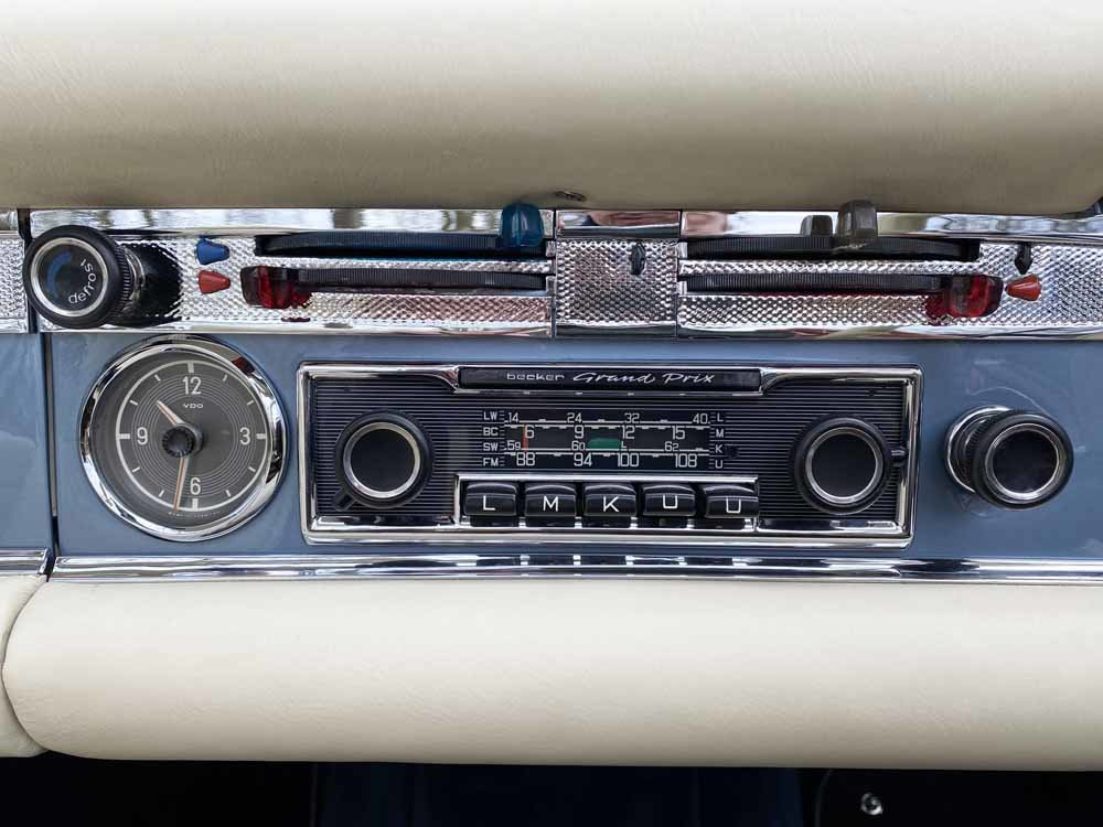 1968 Mercedes Benz 280SL - fully restored For Sale (picture 22 of 24)