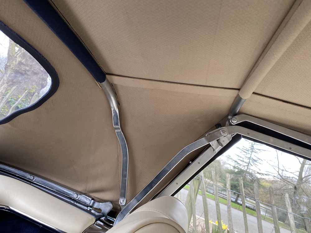 1968 Mercedes Benz 280SL - fully restored For Sale (picture 24 of 24)