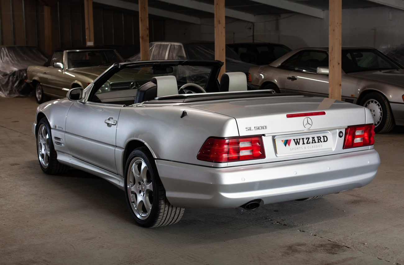 2001 Mercedes-Benz Silver Arrow One Former Keeper! For Sale (picture 12 of 20)