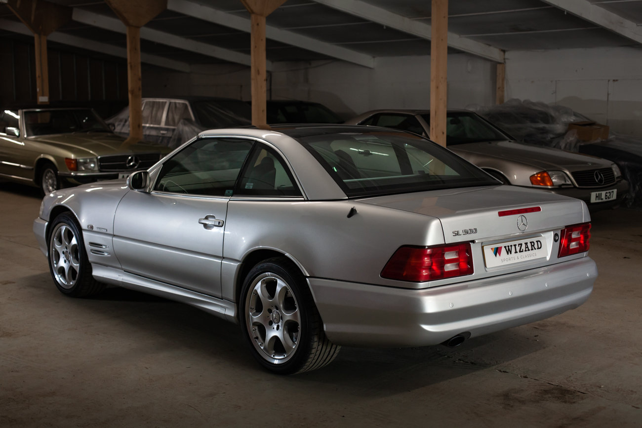 2001 Mercedes-Benz Silver Arrow One Former Keeper! For Sale (picture 18 of 20)