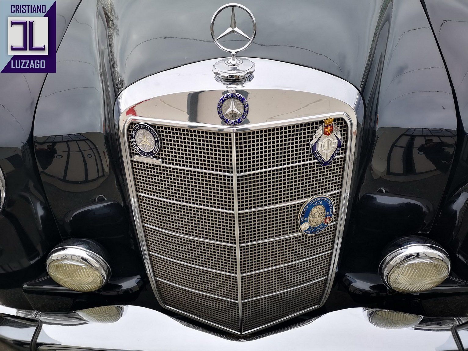 1959 MERCEDES 220 SECOUPE,85k GENUINE Miles euro 59800 For Sale (picture 4 of 6)
