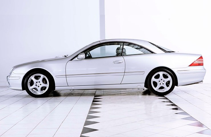 2005 Mercedes CL500 Stunning ! For Sale (picture 1 of 10)