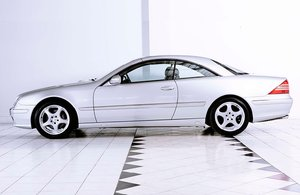 2005 Mercedes CL500 Last owner over 10 years ! FSH For Sale