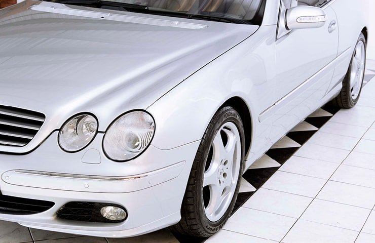 2005 Mercedes CL500 Stunning ! For Sale (picture 4 of 10)