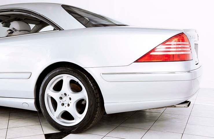 2005 Mercedes CL500 Stunning ! For Sale (picture 5 of 10)
