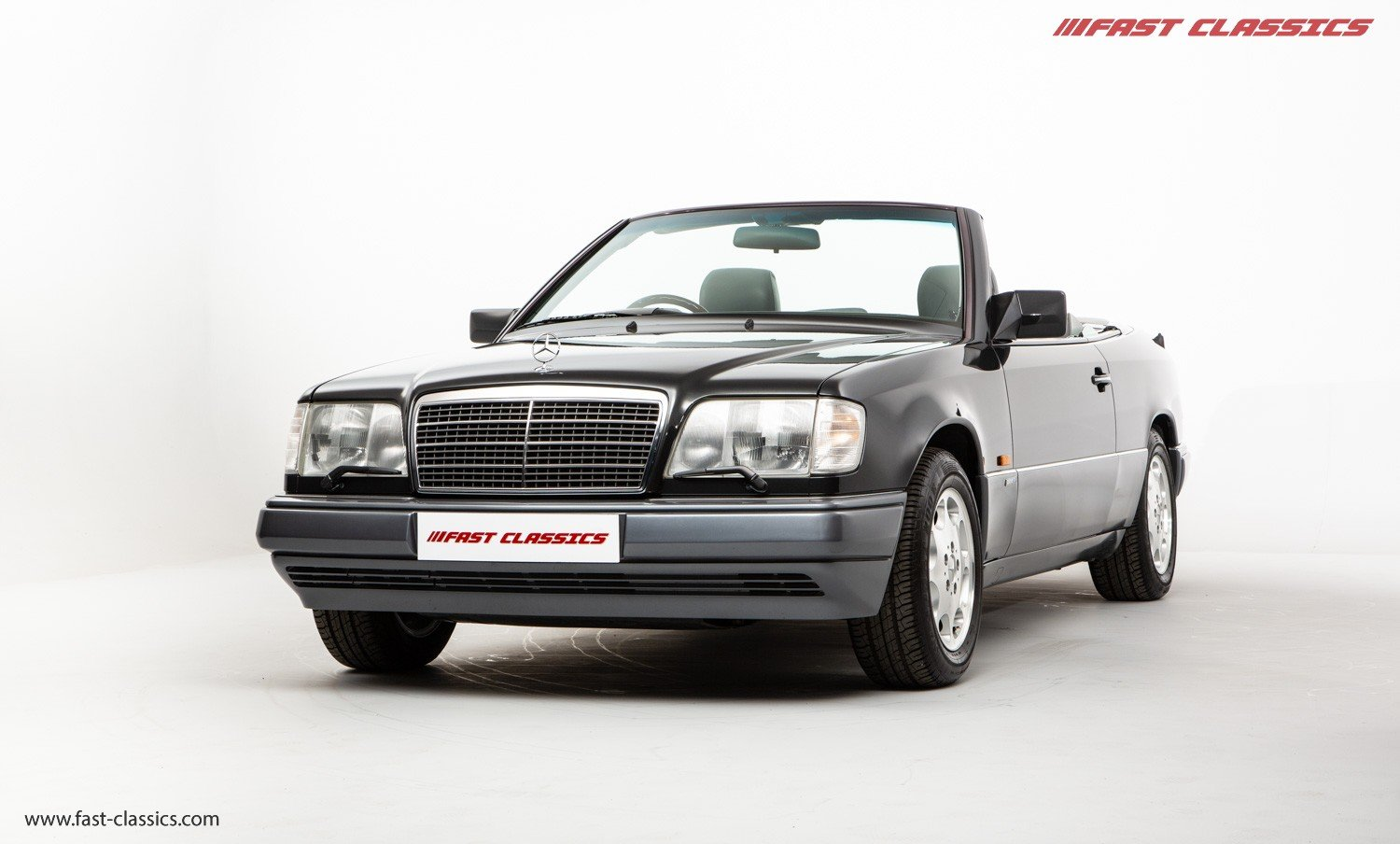 1994 MERCEDES E320 SPORTLINE // 23K MILES // FULL M/B HISTORY For Sale (picture 2 of 24)