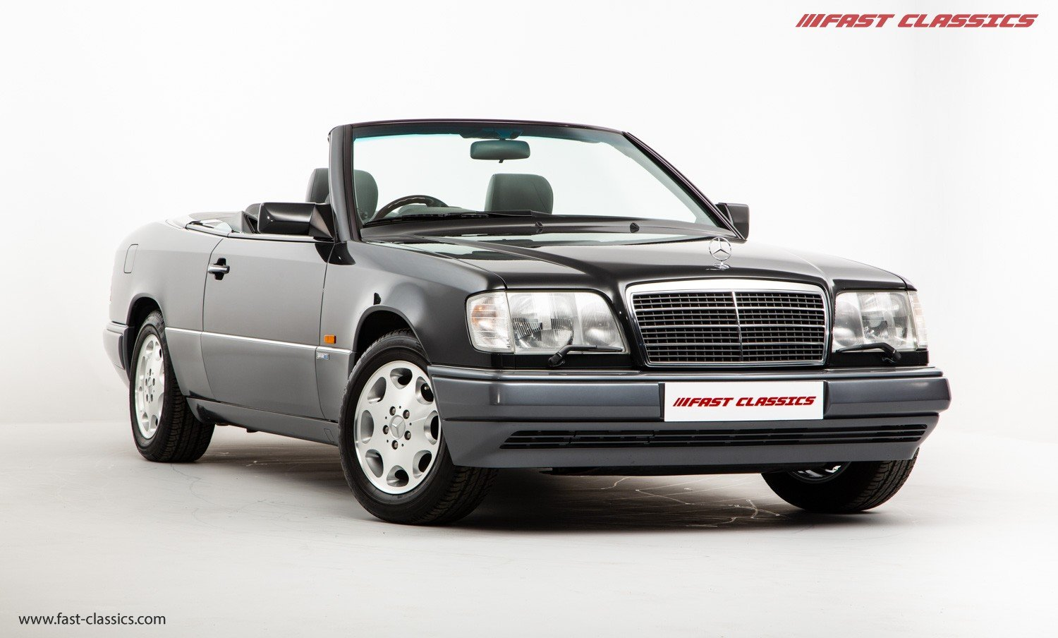 1994 MERCEDES E320 SPORTLINE // 23K MILES // FULL M/B HISTORY For Sale (picture 7 of 24)