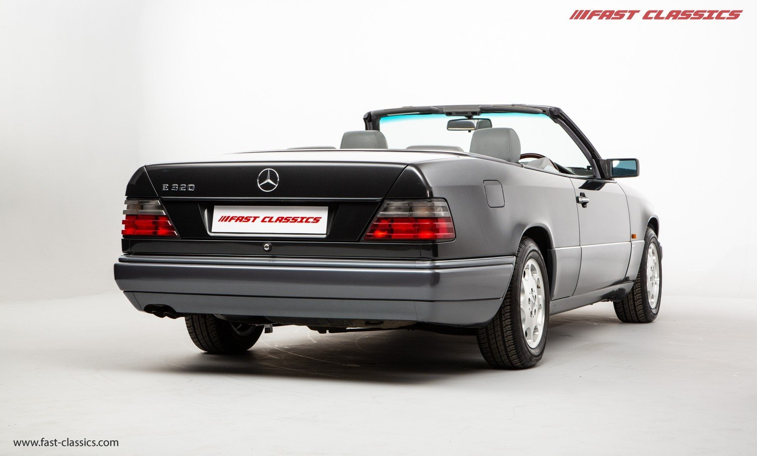 1994 MERCEDES E320 SPORTLINE // 23K MILES // FULL M/B HISTORY For Sale (picture 9 of 24)