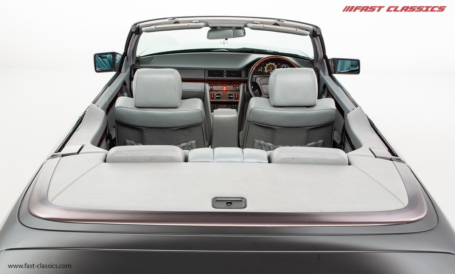 1994 MERCEDES E320 SPORTLINE // 23K MILES // FULL M/B HISTORY For Sale (picture 10 of 24)