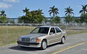 1987 Mercedes 190E 2.3 -16 Cosworth Rare 5 Speed $17.9k