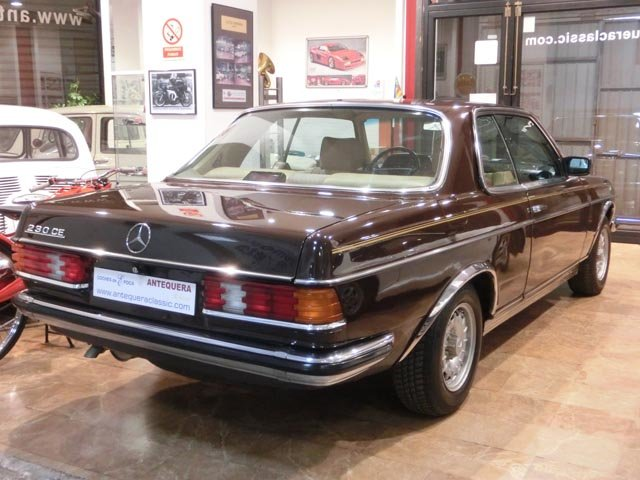 MERCEDES BENZ 230CE W123 COUPE - 1980 For Sale (picture 2 of 6)