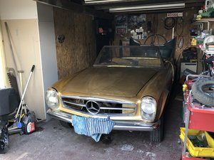 1966 Mercedes 230 250 280 SL For Sale