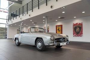 1962 Mercedes-Benz 190 SL