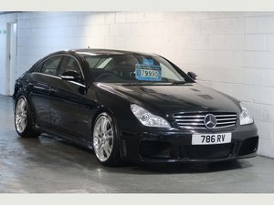 2007 Mercedes-Benz CLS 6.3 SV12-R BI TURBO 750 BRABUS ROCKET